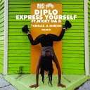 Diplo feat Nicky Da B - Express Yourself Radio Edit