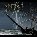 Andar - The Storms are on the Ocean