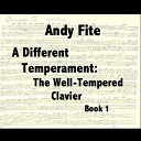 Andy Fite - The Well Tempered Clavier Book I Prelude No 9 in E Major BWV 854