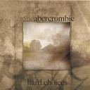 Anne Abercrombie - Where Are You Now