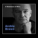 Archie Brown - Nothing Personal