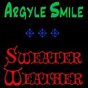 Argyle Smile - Sweater Weather