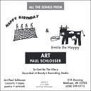 ART PAUL SCHLOSSER - The Character Inside