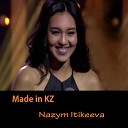 Nazym Itikeeva - I Just Called to Say I Love You