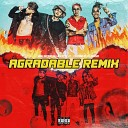 Jeeiph Adso Alejandro Big Soto feat Trainer - Agradable feat Trainer Remix