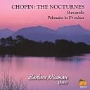 Barbara Nissman - Nocturnes Op 27 No 2 in D Flat Major
