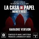URock - My Life Is Going On From La Casa De Papel Karaoke Version