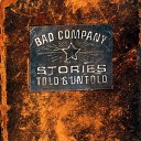Bad Company - Silver Blue And Gold