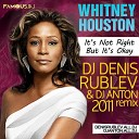 Wihithney Houston 2012 - Its Not Right