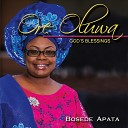 Bosede Apata - Medley Give Me Oil in My Lamp Prayer Is the Key Whisper a Prayer in the Morning Now Let Us Have a Little Talk with Jesus How Sweet Are the Tidings Bim Ba Bim Ba Bim Ba Count Your Blessings Ore Mi The Joy of the Lord Is My Strength