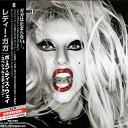 Lady Gaga - Born This Way LLG Vs GLG Radio Mix Japan Bonus Track