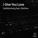 Zedkleinberg feat Elecktro - I Give You Love