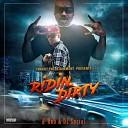 B Rob DJ Social - Ridin Dirty