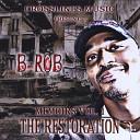 B Rob - Wait Of The World