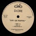 Dr Dre - Way I Be Pimpin