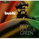 Buchi - Red Gold and Green