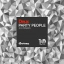 Party People '2013 Remixes'