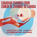 Canadian Chamber Choir - I Asked of God