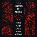 The Sisters Of Mercy - A Rock And A Hard Place