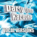 Party Tyme Karaoke - I Feel It Coming Made Popular By The Weeknd ft Daft Punk Vocal Version