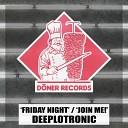 Deeplotronic - Join Me