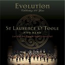 St Laurence O Toole Pipe Band - Hornpipes D S Frank Saunders Duncan Jan Smith