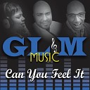 G L M - Can You Feel It Club Radio Edit