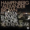 Hampenberg & Alexander Brown f - Raise The Roof (Alexander Brown Remix)