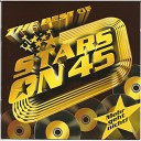 Stars On 45 - Rolling Stones Medley The Greatest Rock n roll Band In The World