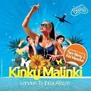 TOM NOVY - Kinky Malinki London to Ibiza DJ Mix