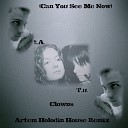t A T u - Clowns Can You See Me Now Artem Holodin House Remix