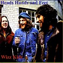 Heads Hands and Feet - Harlequin
