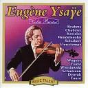 Eugene Ysaye - Reve D Enfant Op 14