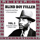 Blind Boy Fuller - Blacksnakin Jiver Original Mix