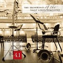 Trombones of the Saint Louis Symphony - Ewazen Myths and Legends II Adagio