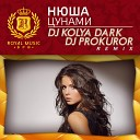 Нюша - Цунами Dj Kolya Dark Dj Prokuror Radio Edit