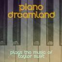 Piano Dreamland - Red