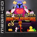 Chipmusic Heroes - Dragon Ball Z Opening 2 From Dragon Ball Z feat Square Punch