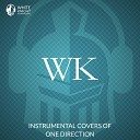 White Knight Instrumental - What Makes You Beautiful