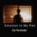 Gia The Model - Dark Knight