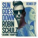 Robin Schulz Feat Jasmine Thompson - Sun Goes Down Tocadisco Remix Revolution Radio