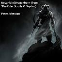 Peter Johnston - Dovahkiin Dragonborn From The Elder Scrolls V Skyrim