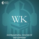 White Knight Instrumental - Rock of Ages