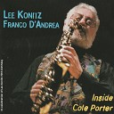 Franco D Andrea Lee Konitz - Easy to Love Night and Day Easy to Love