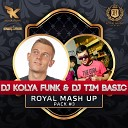 DJ KOLYA FUNK DJ TIM BASIC - New World Sound Timmy Trumpet vs DJ Fresh The Buzz DJ Kolya Funk DJ Tim Basic Royal Mash Up
