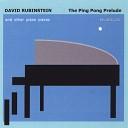 David Rubinstein - Short Piece with Tango Inside
