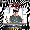 DJ Snake Lil Jon - Turn Down for What DJ KARP Remix