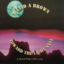 David a Brown - Floating on a Light Beam