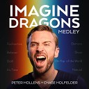 Peter Hollens - Imagine Dragons Medley Radioactive Believer Gold It s Time Demons Shots On Top of the World Natural A Cappella