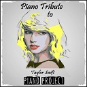 Piano Project - Red